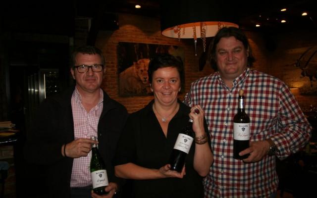 Raats wijnen Zuid-Afrika