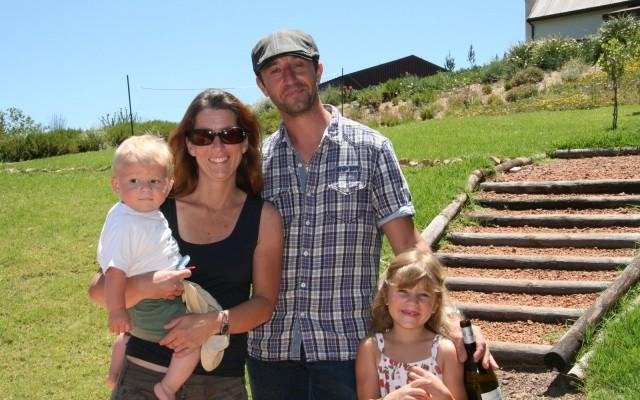Koen, Lore & de kids / Spioenkop